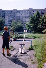 Game of Shadows -3 (sosap kirilov) Tags: halfframe olympuspenee3 processc41 agfafantasy200