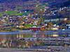 A la orillita del lago (Jesus_l) Tags: europa voss noruega jesusl condadodehordaland lagovangsvatnet