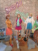 Scooby-Doo (Pumpkin Hill Studios/King William Miniatures) Tags: halloween barbie diorama 102713 vafashiondollclub
