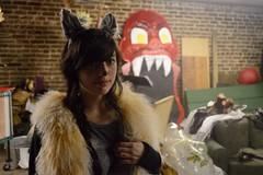 foxycourtney (the batty boy) Tags: show costumes halloween horror savannah backstage burlesque harlots sweettease thebattyboy