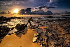 Action (Asyraf Joe) Tags: malaysia terengganu kualaterengganu landscapephotography dungun tanjungjara seascapephotography