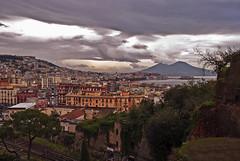 Napule  mille culure (s3ldon) Tags: italy volcano italia mare campania napoli vesuvio paesaggi vulcano citt nea neapolis