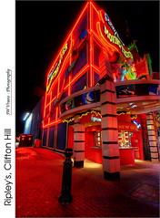 Ripley's, Niagara Falls  (HDR) (jwvraets) Tags: night niagarafalls nikon ripleys gimp hdr luminance cliftonhill nikkor1224mm d5000 qtpfsgui