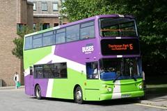 Dennis Trident Alexander ALX400 (DennisDartSLF) Tags: bus 21 alexander dennis ipswich trident alx400 ipswichbuses y458nhk