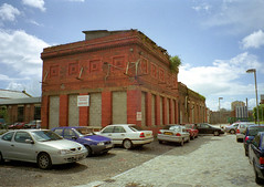Belfast Gasworks - Old Gasworks Building