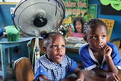 Southside, Kingston.... School time (mariannaF) Tags: school children kingston jamaica caribbean southside innercity ghetto travelphotography caribbeans innercities