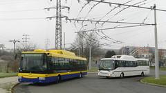 2013-12-04 Teplice SOR Trolleybuses (beranekp) Tags: czech trolley 100 trolleybus 178 filobus arriva sor trolebus teplice obus koda trolejbus teplitz tradbus 30tr