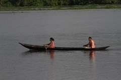 (marcwiz2012) Tags: people southamerica river boat venezuela transport delta canoe local dugout orinoco localpeople