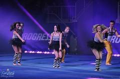 Gymnastics Cast