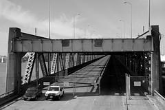 Old Span (Luca Iaconi-Stewart) Tags: bridge water walking bay construction san francisco demolition east span