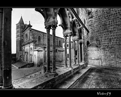 Duomo - Viterbo (sirVictor59) Tags: italy nikon italia viterbo lazio sigma1020 nikond300 sirvictor59 rubyawardsinvitation