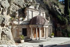 Ascoli com': tempietto di S. Emidio alle Grotte (2014) (Orarossa) Tags: italy italia marche barocco ascolipiceno giuseppegiosafatti tempiettosemidioallegrotte