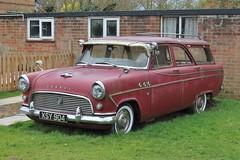Ford Consul (R.K.C. Photography) Tags: uk cambridge classic car estate fordconsul canoneos1100d xsy904