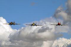 Oktober (Montserrat Pin - Aire.org) Tags: aircraft toledo soviet spotting airfield acrobatic spotters yak52 yakolev aerdromo classicaircraft casarrubiosdelmonte