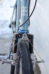 Paul Neo Retro brakes (grizfan) Tags: bike paul handsome cx retro devil neo cyclocross mavic allcity sram