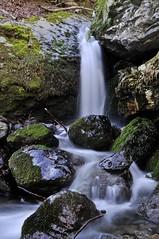 DSC_7799 (enekotas) Tags: water landscape agua paisaje montaña cascada