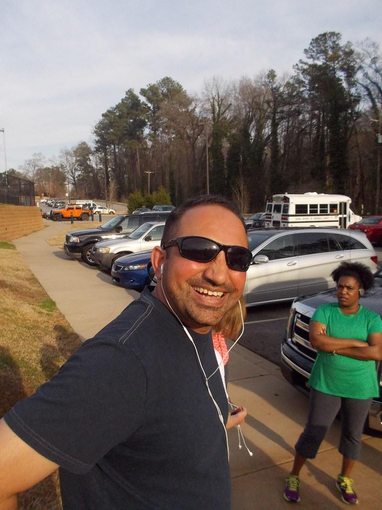 Cottonwood Trail Run 3.11.14