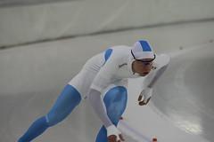 2B5P1400 (rieshug 1) Tags: 500 3000 tilburg 1500 1000 nk juna schaatsen speedskating heren eisschnelllauf junioren nkjunioren ireenwustijsbaan gewestnoordbrabantlimburgzeeland