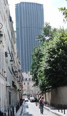 Paris la tour Montparnasse (Pierre Andre Leclercq) Tags: paris art architecture urbanisme btiments