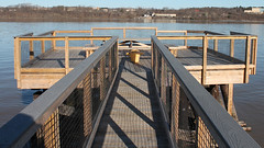 Where we Watched From (blazer8696) Tags: park usa ny newyork dock unitedstates milton 2014 ecw img2809 t2014