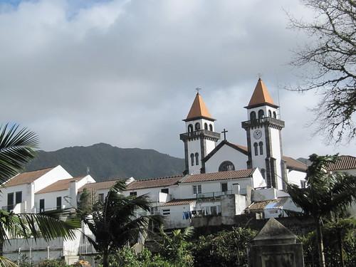 Kirche in Furnas