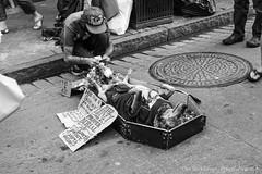 Frensh Quarter New Orleans (tim.bartikowski) Tags: road new trip 2 usa chattanooga canon jack eos tim orleans huntsville mobil lynchburg daniels 5d destin mk mkii staaten sdstaaten daniels vereinigte bartikowski