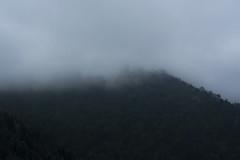 Mountain (1) (Serena Bigi) Tags: voyage city italy mountain colors montagne photo italia nuvole foto fotografia nebbia montagna viaggio lazio citt piglio serenabigi