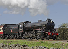 61034 Moorgates 02-05-14 2 (prof@worthvalley) Tags: uk railroad all transport railway steam locomotive types nymr 61034
