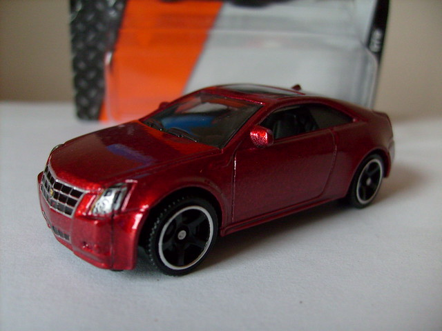 matchbox diecast cadillaccts