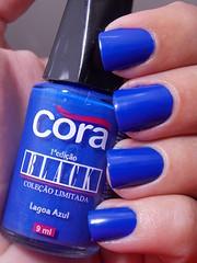 Lagoa Azul - Cora (Natalia Breda) Tags: azul cora esmaltenacional