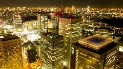 QP1290063 (Shiriniku mogeo) Tags: city japan night tokyo shinjuku view