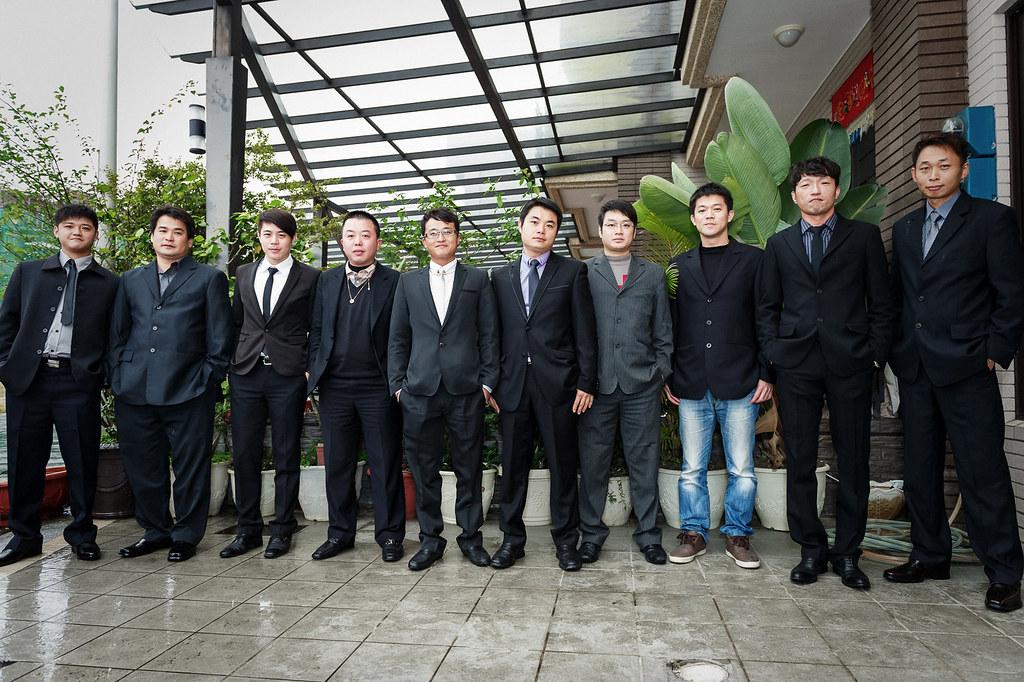 明政&安琳Wedding-124