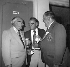 "Pioneers Spring Meeting 1975-OUTSIDE BOEING Commander O.K. Bell, Wade Heard, Ken West <a style=""margin-left:10px; font-size:0.8em;"" href=""http://www.flickr.com/photos/130192077@N04/16224261160/"" target=""_blank"">@flickr</a>"