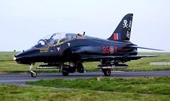 RAF Royal Air Force British Aerospace BAe Hawk T1A XX318 (Mark 1991) Tags: hawk bae raf lossiemouth britishaerospace royalairforce raflossiemouth t1a hawkersiddeley xx318
