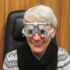 20 20 vision (jopperbok) Tags: new portrait woman girl face scarf circle glasses eyes o circles 7 vision sight 31 optometrist eyesight ophtalmologist 7daysofshooting 7dos jopperbok 7daysofschooting