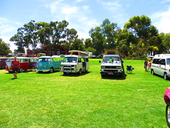 Day of the Volkswagen at TTG Civic Park (RS 1990) Tags: cars vintage display sunday retro adelaide february southaustralia rare 15th uncommon 2015 civicpark teatreegully dayofthevolkswagen
