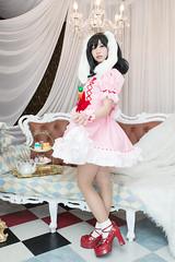 P55_038 (ms09Dom) Tags: cosplay コスプレ 東方project 因幡てゐ 五木あきら itsukiakira
