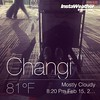Made with @instaweatherpro Free App! #instaweather #instaweatherpro #weather #wx #changi #singapore #night #sg