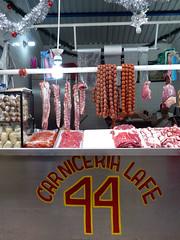 Carneceria (Yolande...) Tags: mexico market sausage mercado butcher oaxaca chorizo worst markt