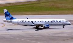 jetBlue - N239JB - Embraer E190 (Charlie Carroll) Tags: tampa florida tampainternationalairport ktpa