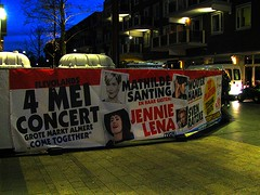 4 MEI Concert (streamer020nl) Tags: holland nederland flevoland almere cometogether 4mei 4mei2016 4may2016