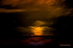 SPRING SUNSET (Viktor Manuel 990) Tags: sunset sky mxico clouds painting digitalart artedigital pintura quertaro victormanuelgmezg