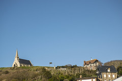 tretat #1 (palm z) Tags: france iglesia francia acantilado tretat acantilados