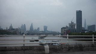 London Skyline Revisited