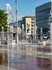 Place des Nations Genève -2 (MidnightXp) Tags: eau genève fontaine placedesnations