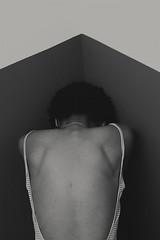 IMG_6316 (RiccardoNosvelli) Tags: portrait blackandwhite bw black monochrome beautiful model bn bnw