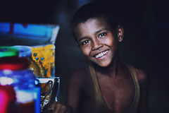 Smile is the universal language (Hasnat Islam Rizon) Tags: portrait people smile streetphotography bangladeshi