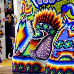 IMG_1966 (danimaniacs) Tags: art mexico beads colorful crotch stuff puertovallarta
