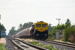 UBL WDG - 4D (B V Ashok) Tags: ir petroleum indianrailways kiat swr hubli emd ubl kdag 70481 kyatsandra btpgln wdg4d