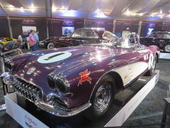 1959 Chevrolet Corvette Purple People Eater 2 (royckmeyer) Tags: chevrolet racecar scottsdale corvette 1959 barrettjackson purplepeopleeater jimjeffords nickeychevrolet